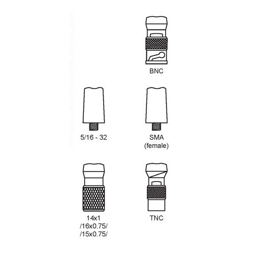 PA70-M Long Portable Antenna
