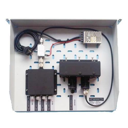 RX Series UHF 380-475 MHz RX Moulticoupler