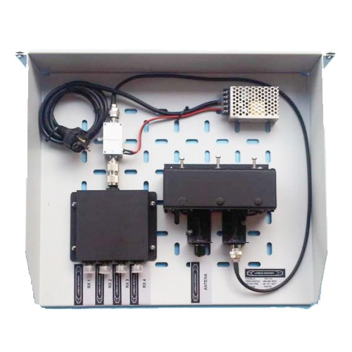 MR Series VHF 118-174 MHz RX Multicoupler