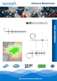 Yagi Antenna Catalog